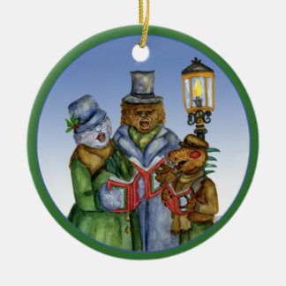 Caroling Cryptids Ornament