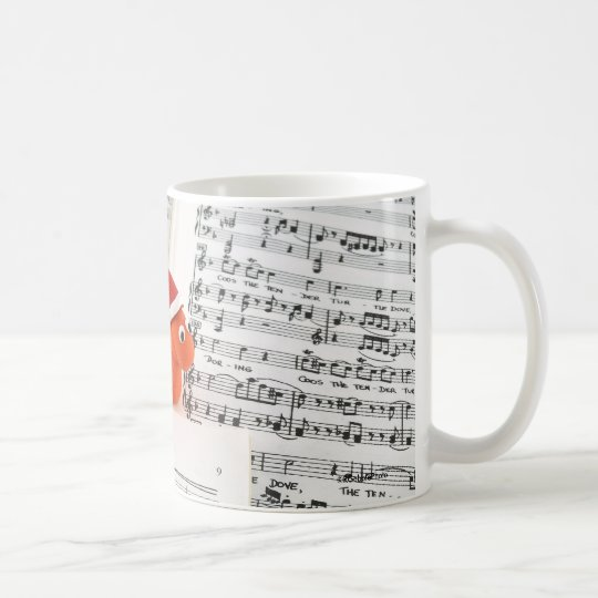 Caroling Werm Coffee Mug