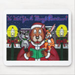 Carols in the Valley Mousemats