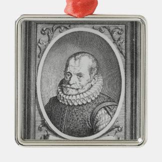 Carolus Clusius Christmas Ornament