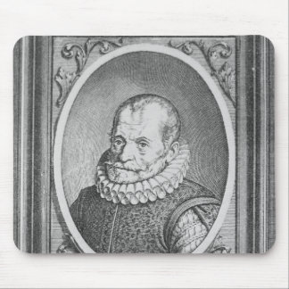 Carolus Clusius Mouse Mat