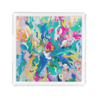 Carolyn Joe Art Acrylic Tray