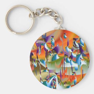 Carousel 1 key ring