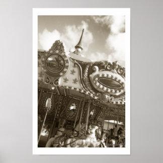 Carousel 8 Print