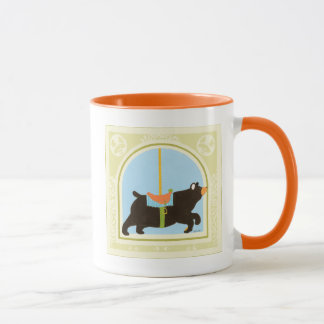 Carousel Bear by June Erica Vess Mug