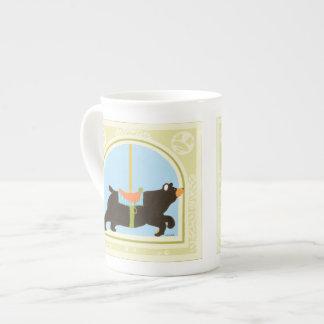 Carousel Bear by June Erica Vess Tea Cup