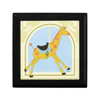 Carousel Giraffe by June Erica Vess Gift Box