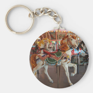 Carousel Horse,2 Key Ring