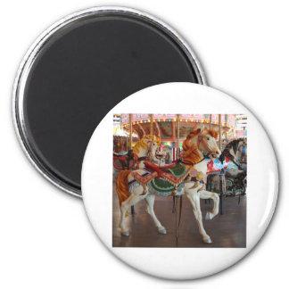 Carousel Horse,2 Magnet