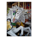 Carousel Horse Birthday Card