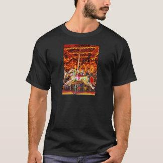 Carousel horse design T-Shirt