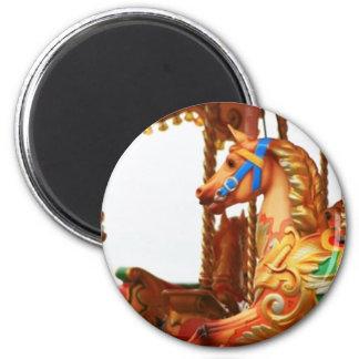 Carousel Horse Magnet