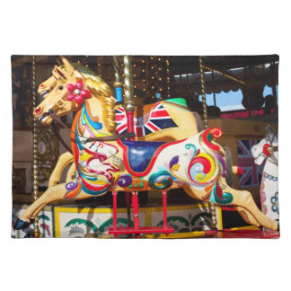 Carousel Horse Placemat