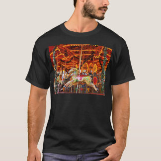 Carousel hose design T-Shirt