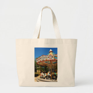 Carousel Large Tote Bag