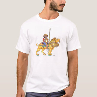 Carousel Lion T-Shirt