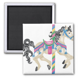 Carousel/ Merry Go Round for kids! Magnet