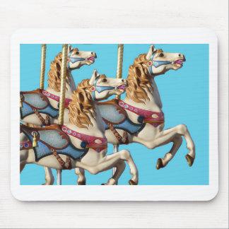Carousel Mousepads