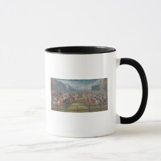 Carousel of Amazons in 1682 Mug