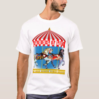 CAROUSEL OF LIFE T T-Shirt