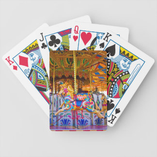 Carousel Playing cards