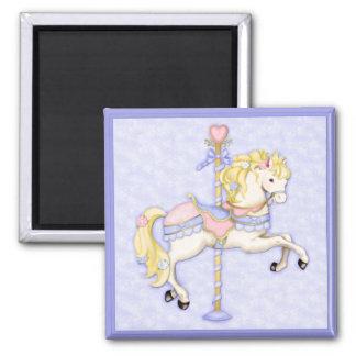 Carousel Pony Magnet