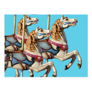 Carousel Post Cards