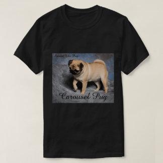 Carousel Pug T-Shirt