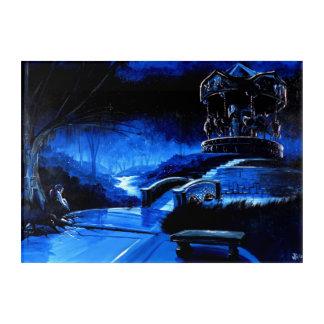 Carousel - Solace Park Acrylic Print