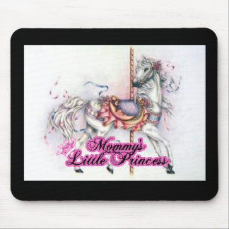 Carousel  Unicorn Mouse Mat