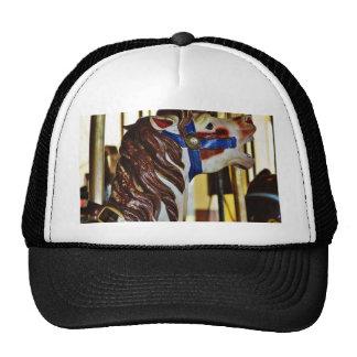Carousels Horses Rides Amusement Parks Hats