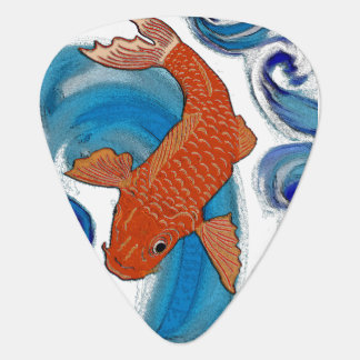 Carp Art Plectrum