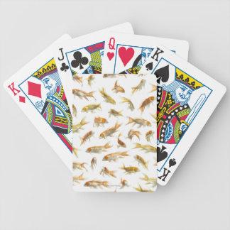 Carp (Cyprinus carpio) 2 Bicycle Playing Cards