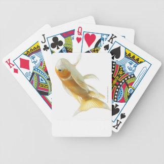 Carp (Cyprinus carpio) Bicycle Playing Cards