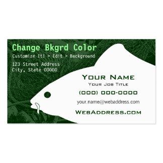 Carp Fish Business Card