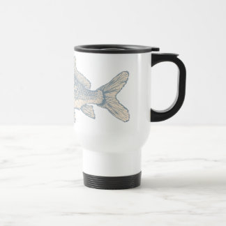 Carp Fish Travel Mug