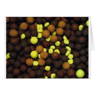 Carp Fishing - Boilies 2 Card