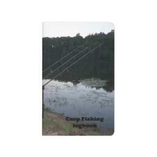 Carp Fishing Catch and Conditions logbook Journals
