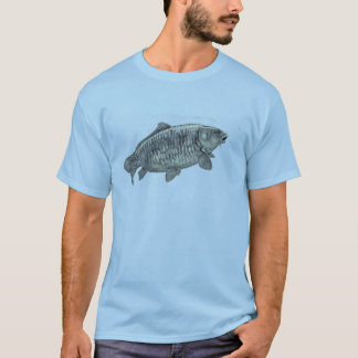 Carp Fishing Fully Scaled Tshirt