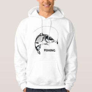 carp fishing hoody