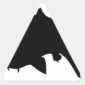 carp.png triangle sticker