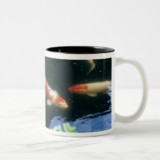 Carp Two-Tone Coffee Mug