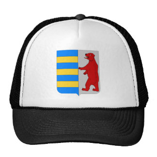 Carpatho Rusyn Crest Baseball Hat