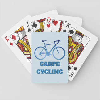 Carpe Cycling, Bicycle Cycling Playing Cards