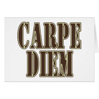 Carpe Diem Cards