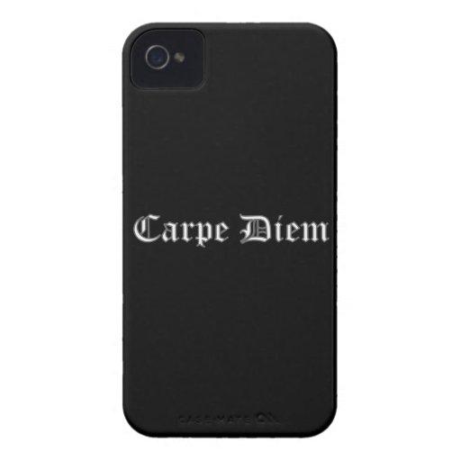 Carpe Diem iPhone 4 Case-Mate Case