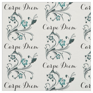 Carpe Diem Fabric