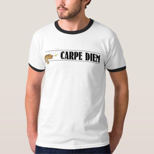 Carpe Diem Fishing T-shirts