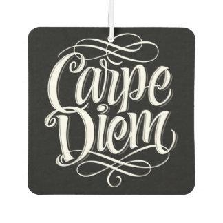 Carpe Diem Motivational Typography