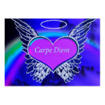 Carpe Diem Pack Of Chubby Business Cards